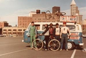 Road Race Crew