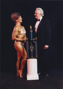 National Body Building Championship, (no steroids, age 59 1/2) Grand Lake Theatre, Horizon Hotel, Lake Tahoe, Jun 23 1996