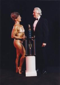 National Body Building Championship, (no steroids, age 59 1/2) Grand Lake Theatre, Horizon Hotel, Lake Tahoe, Jun 23 1996